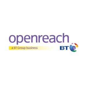 BT Openreach Company Logo